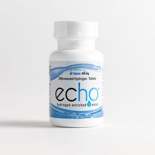 echo hydrogen water tablets