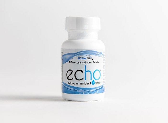 echo hydrogen water tablets