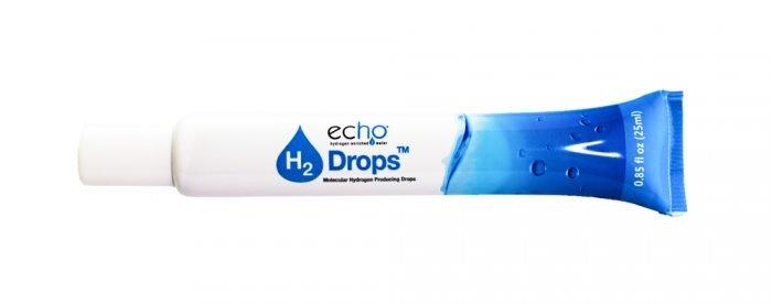 echo hydrogen drops