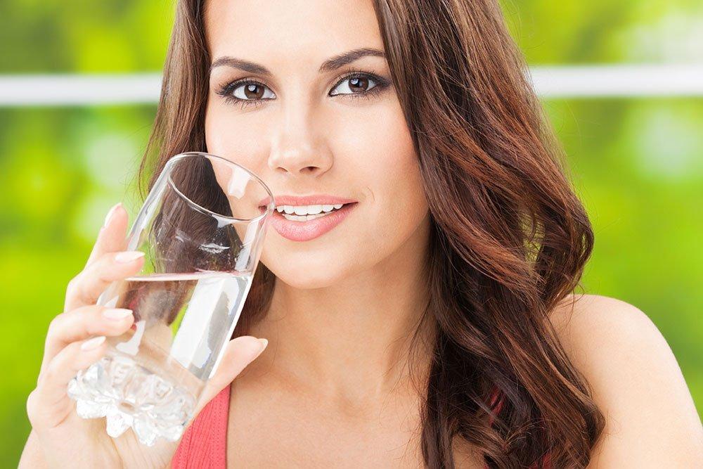 drinking echo hydrogen water