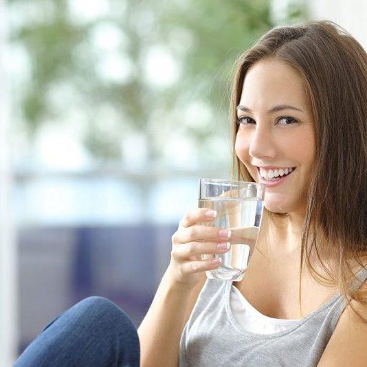 echo hydrogen water drinker